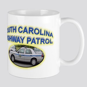South Carolina Highway Patrol Mug