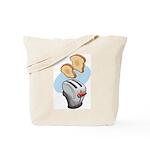 Pop Art - 'Toaster' Tote Bag