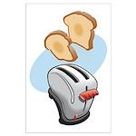 Pop Art - 'Toaster' Large Poster