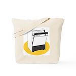 Pop Art - 'Dishwasher' Tote Bag