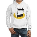 Pop Art - 'Dishwasher' Hooded Sweatshirt