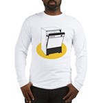 Pop Art - 'Dishwasher' Long Sleeve T-Shirt