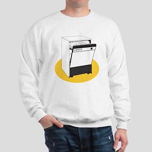 Pop Art - 'Dishwasher' Sweatshirt