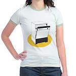 Pop Art - 'Dishwasher' Jr. Ringer T-Shirt