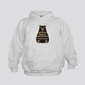Great Smoky Mountains Bear National Par Sweatshirt