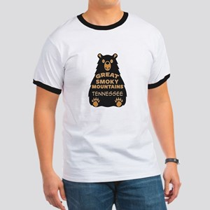 Great Smoky Mountains Bear National Park T T-Shirt