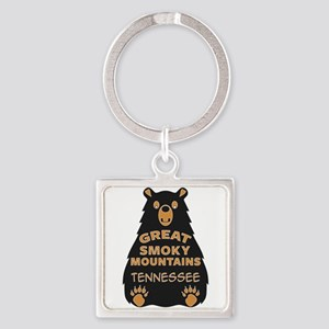 Great Smoky Mountains Bear National Park Keychains