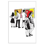 Pop Art - 'Gallery' Large Poster
