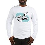 Pop Art - 'Faucet' Long Sleeve T-Shirt