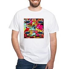 Gottlieb® Sinbad Pinball White T-Shirt