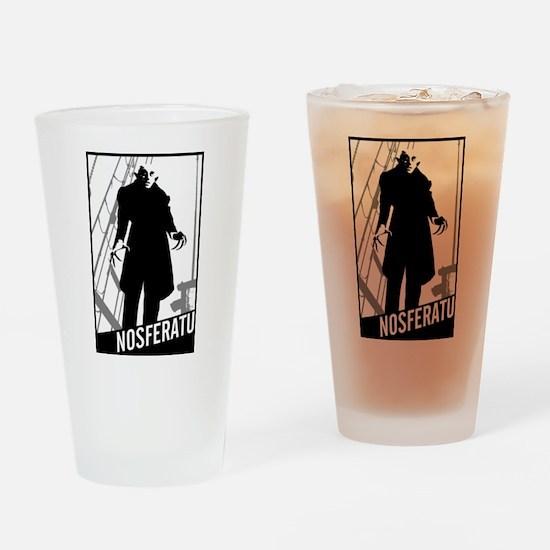 Nosferatu: Count Orlok Drinking Glass