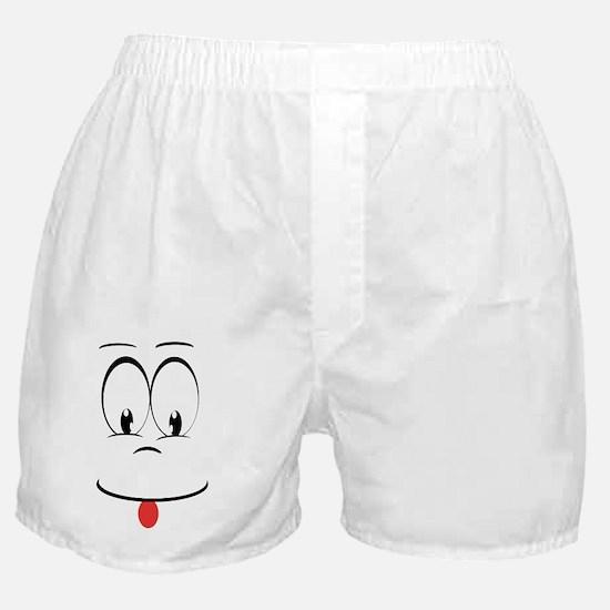 Cute Moji Boxer Shorts
