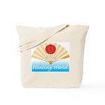 Ukiyo-e - 'Floating World Fan Tote Bag