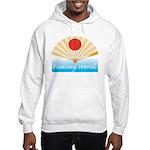 Ukiyo-e - 'Floating World Fan Hooded Sweatshirt