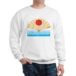 Ukiyo-e - 'Floating World Fan Sweatshirt