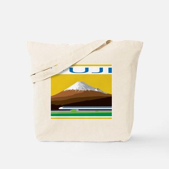 Ukiyo-e - 'Mount Fuji' Tote Bag