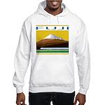Ukiyo-e - 'Mount Fuji' Hooded Sweatshirt