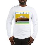 Ukiyo-e - 'Mount Fuji' Long Sleeve T-Shirt