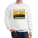 Ukiyo-e - 'Mount Fuji' Sweatshirt