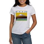 Ukiyo-e - 'Mount Fuji' Women's T-Shirt