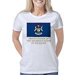 Michigan Women's Classic T-Shirt
