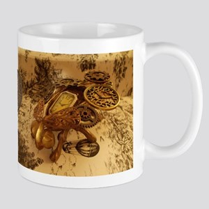 Golden Stonefly 11 oz Ceramic Mug