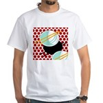 Ukiyo-e - 'Geisha' White T-Shirt