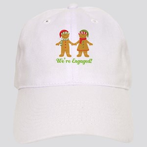 Christmas Engagement Cap
