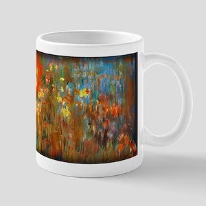 Monet Painting Mug