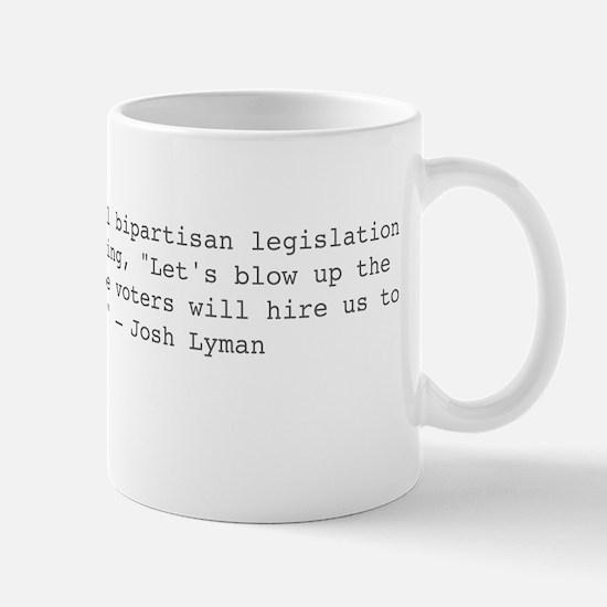 Josh Lyman Quote