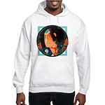 Ukiyo-e - 'Kuniyoshi Warrior' Hooded Sweatshirt