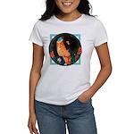 Ukiyo-e - 'Kuniyoshi Warrior' Women's T-Shirt