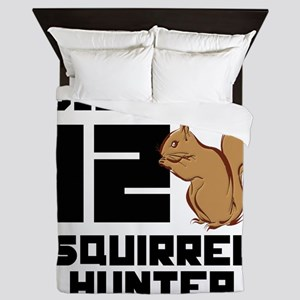 The Hunger Games District 12 Squirrel Hunter Queen