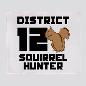 The Hunger Games District 12 Squirrel Hunter Stad