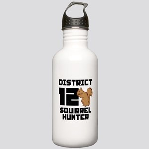 The Hunger Games District 12 Squirrel Hunter Stain