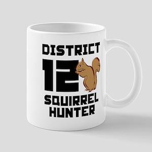 The Hunger Games District 12 Squirrel Hunter Mug