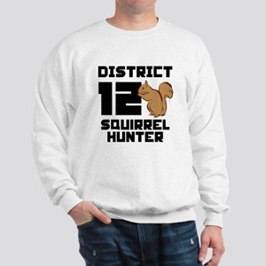 The Hunger Games District 12 Squirrel Hunter Sweat