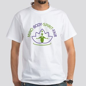 Mind Body Spirit Fair-Men's T-Shirt