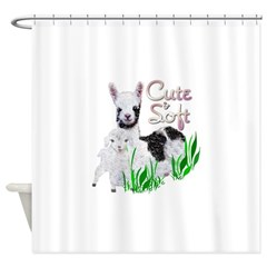 Cria Song Shower Curtain