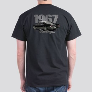 1967 Mustang Fastback Dark T-Shirt