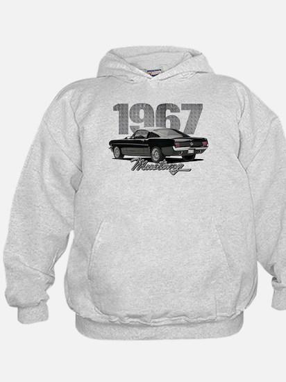 1967 Mustang Fastback Hoodie
