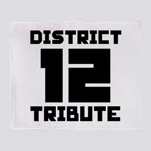 The Hunger Games District 12 Tribute Stadium Blan