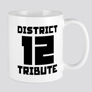 The Hunger Games District 12 Tribute Mug