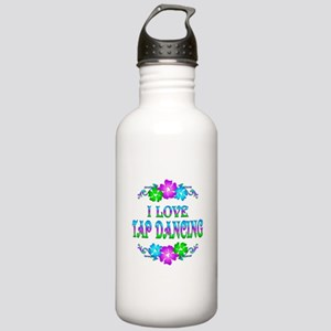 Tap Dancing Love Stainless Water Bottle 1.0L
