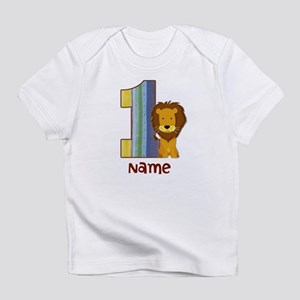 First Birthday Lion Infant T-Shirt