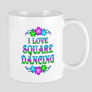 Square Dancing Love Mug