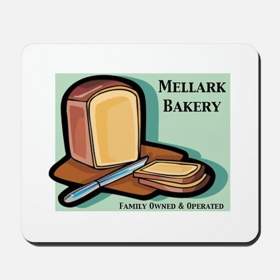 Mallerk Bakery Mousepad