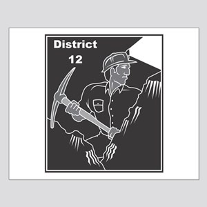 District 12 Small Poster