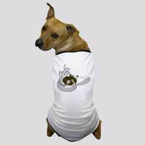 The Silver Fox Dog T-Shirt