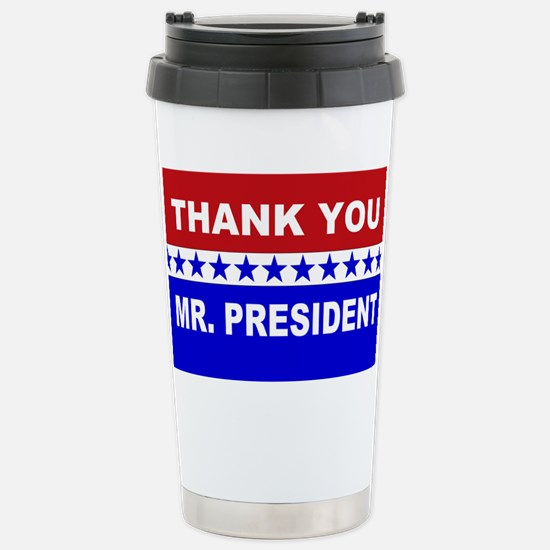 Thank You Mr. Pre Travel Mug